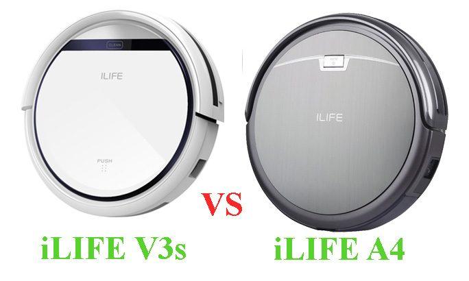 iLIFE V3s vs iLIFE A4