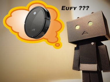 Eufy's 3-Point Cleaning System