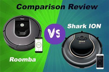Roomba vs Shark