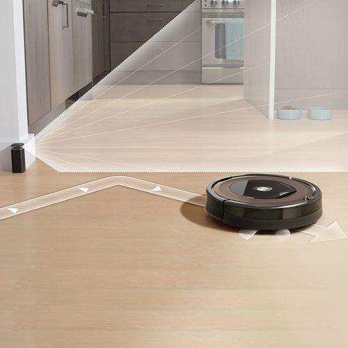 Virtual Walls Roomba 890