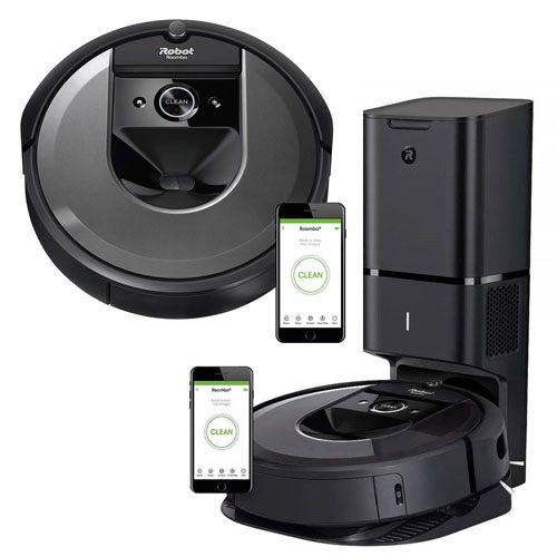 Roomba I Series (i7 vs. i7+)