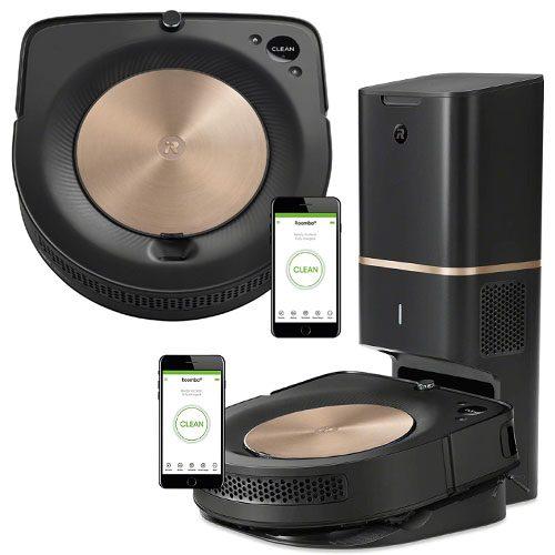 Roomba S Series (S9 vs. S9+)