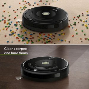 Roomba 690 & 675 Suction