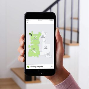 Roomba S9 Smart features