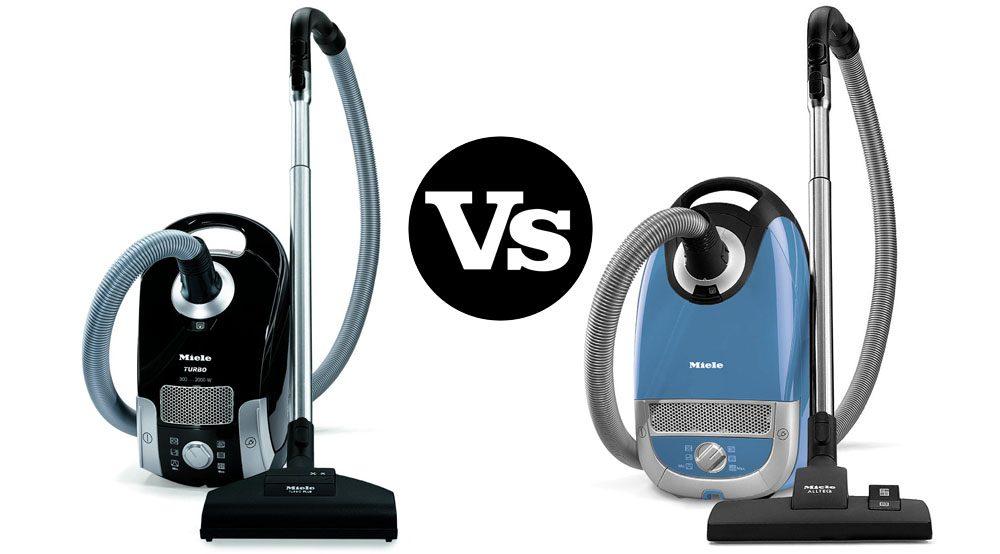 Miele Compact C1 vs Compact C2
