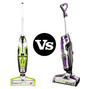 Bissell CrossWave® Pet Pro 2306A vs 1785A