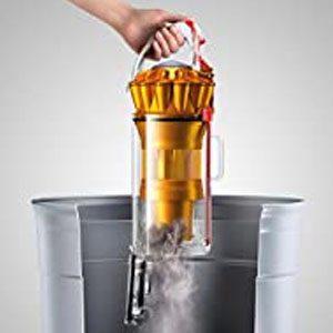 Hygienic bin emptying
