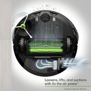 Suction Power-E5