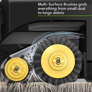 Cleaning Head roomba 675