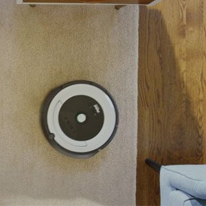 Cleaning Orientation roomba 614