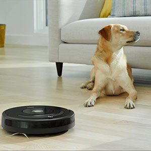 Cleaning Orientation roomba 675