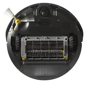 Suction Power roomba 675