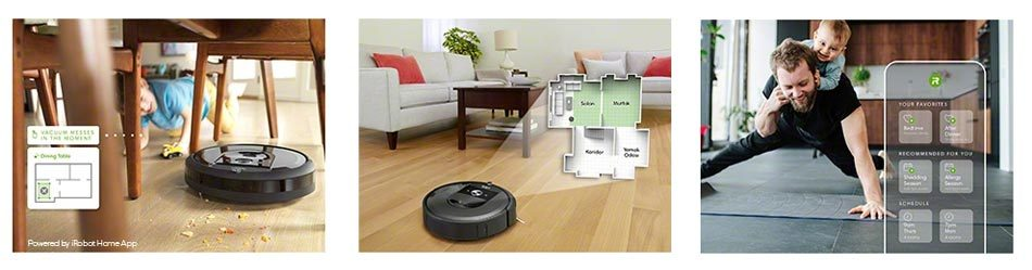 Roomba Mapping
