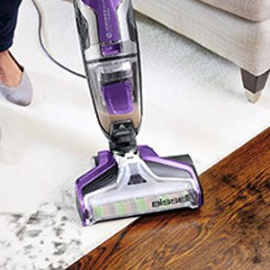 BISSELL CrossWave 2306A power