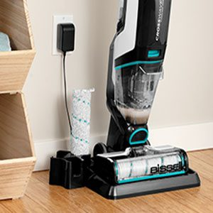 BISSELL CrossWave 2554A power