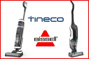 BISSELL vs Tineco
