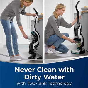 Bissell 2554A CrossWave Mopping