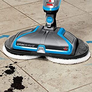 Bissell SpinWave Plus 20391 Mopping Features