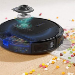 Eufy RoboVac-G30 cleaning perfornance