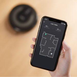 RoboVac G30 Verge smart app