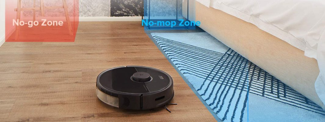 Roborock S5 max Mopping Function