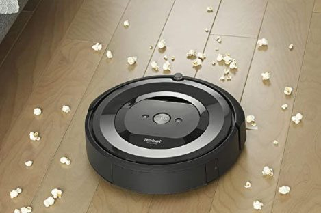 Roomba E5 Cleaning Performance