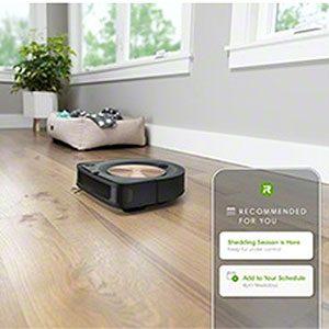 Roomba S9 Control
