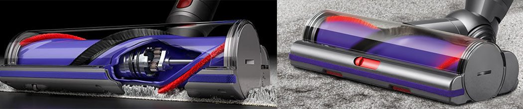 Dyson Cleaning Head