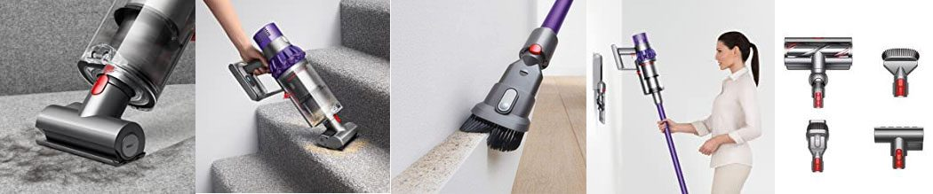 Dyson V10 and V11 Accessories