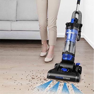 Eureka Vacuum Power