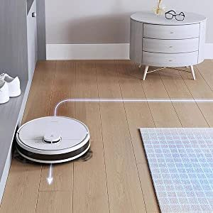 Deebot N7 Wet and Dry Mopping