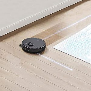 Deebot N8 Wet and Dry Mopping