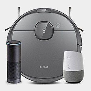 Smart Features Deebot T8
