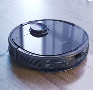 Suction Power Deebot T8