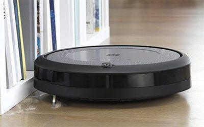 Roomba i3 Vacuuming Performance