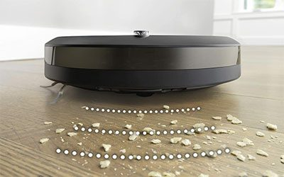Roomba i3 Detect Dirt