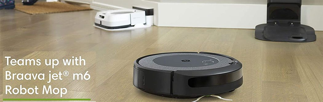 Roomba i3 and i4 Mopping Function