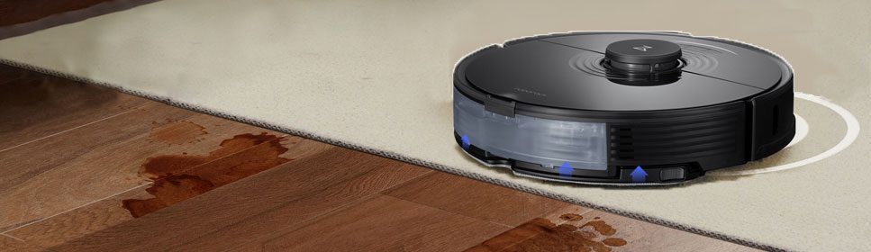 Roborock S7 Mopping Function