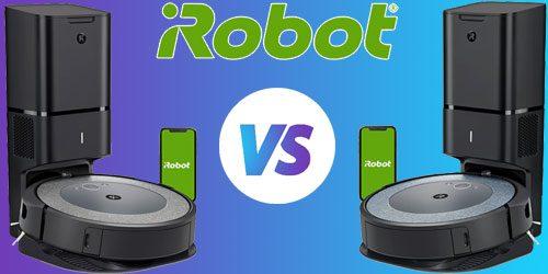 Roborock i3 vs Roomba i4