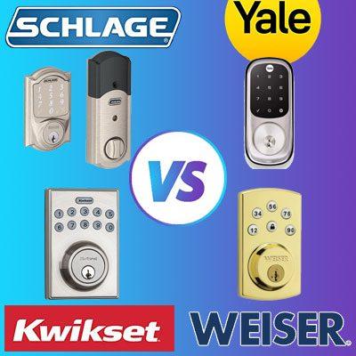 Best Smart Locks Brands