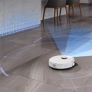 Deebot T9 Mapping