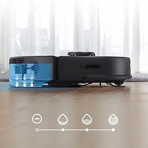 Roborock S5 Max Mopping Performance