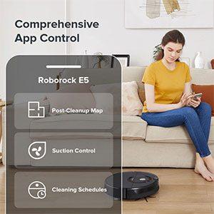 Roborock E5 App Control
