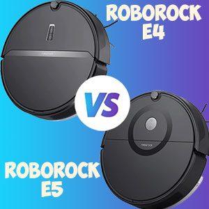 Roborock E4 vs. E5