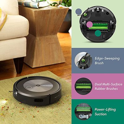 Roomba J7 Cleaning Performance