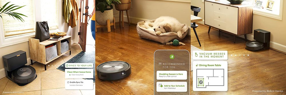 Roomba J7 Smart Features and Convenience